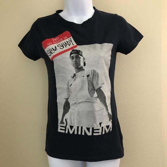 d9d2a79d2 Bravado Tops   Eminem Slim Shady Tshirt Tee Size Xs   Poshmark